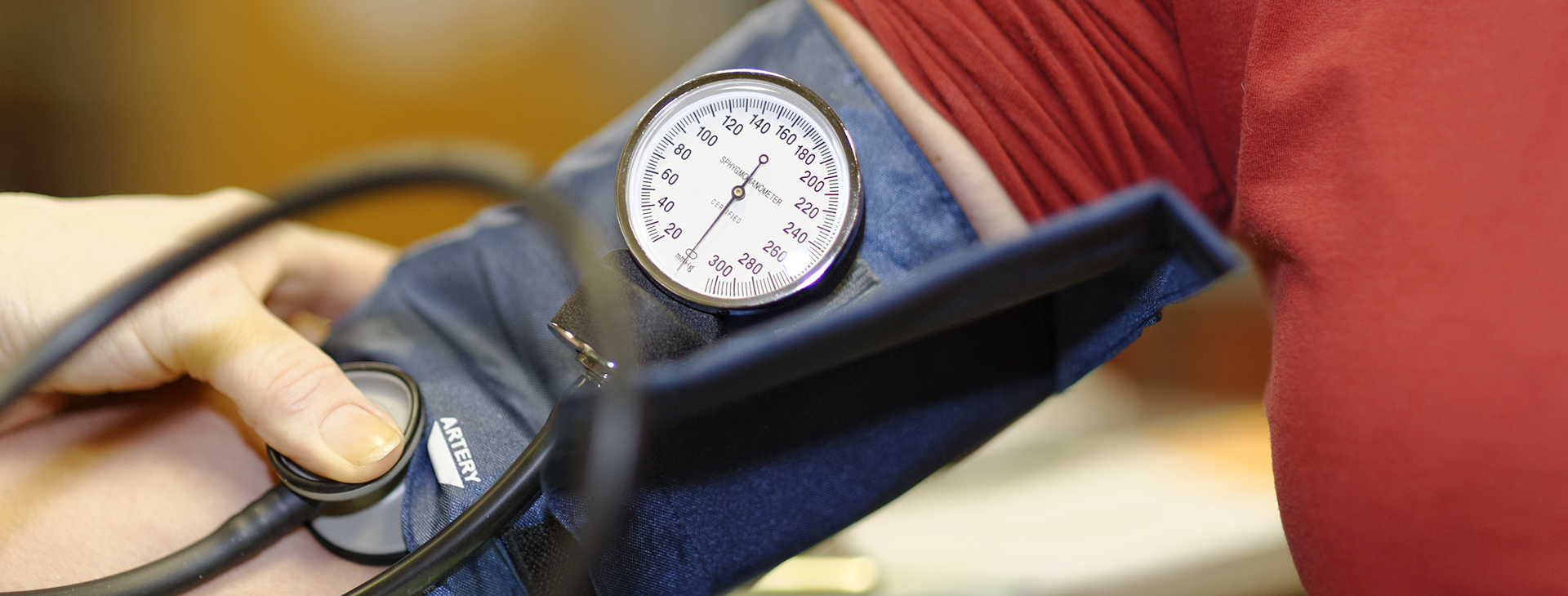 blood pressure checks for homeless